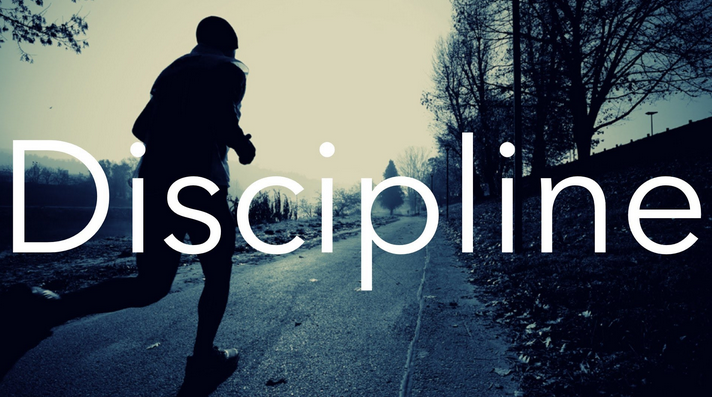 Discipline – Sticking With It Or Not
