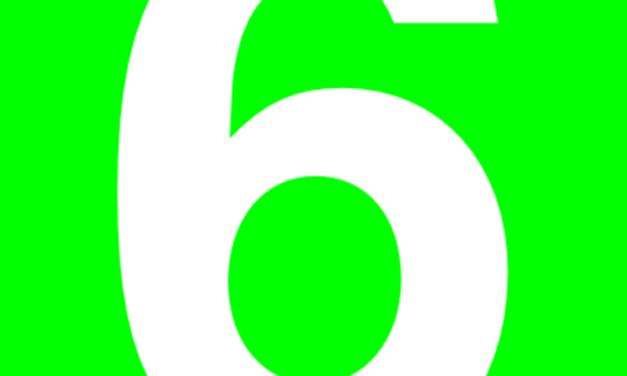 Emerging Artists Tip Number Six