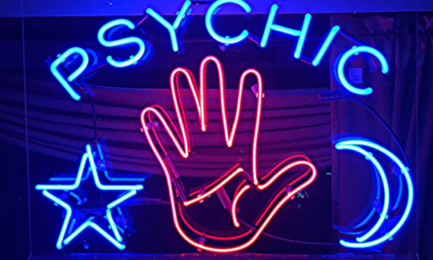 My Psychic Told Me To Date a Psychopath