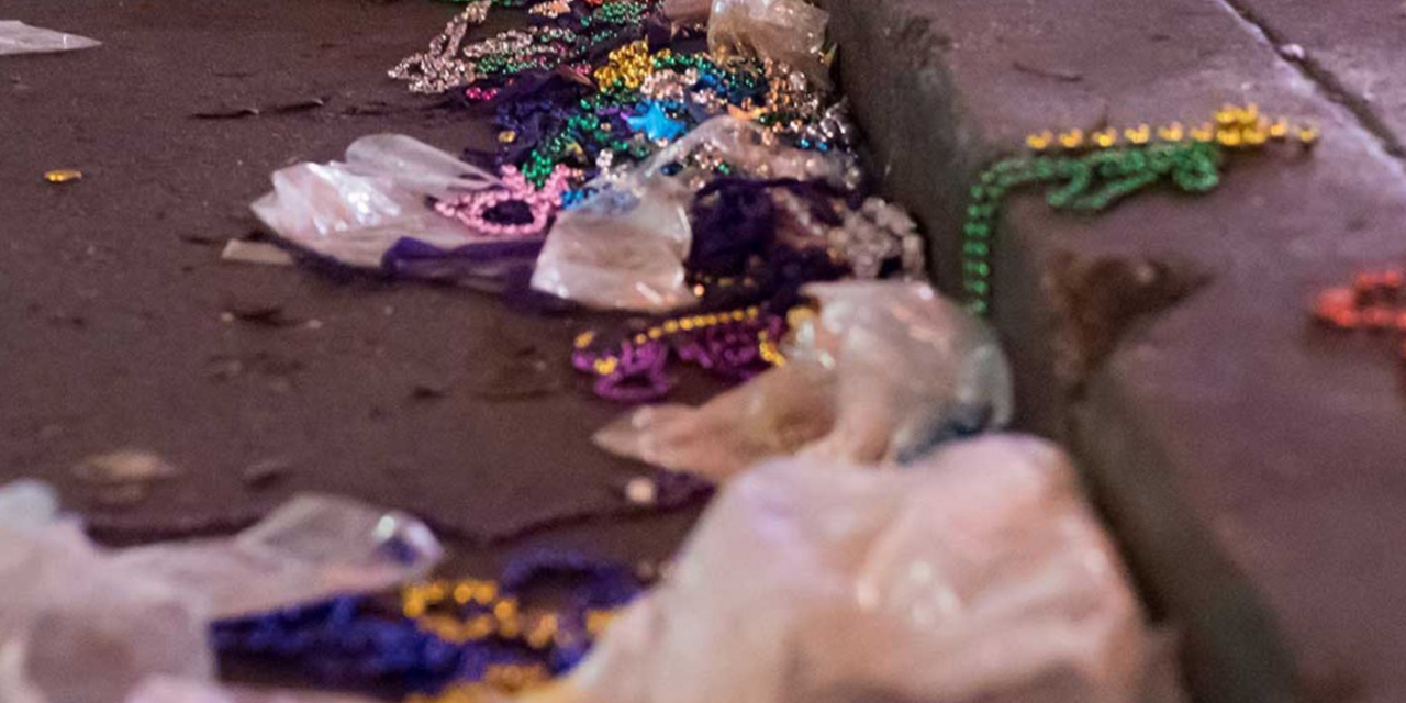 What Happens To All Those Beads After Mardi Gras?
