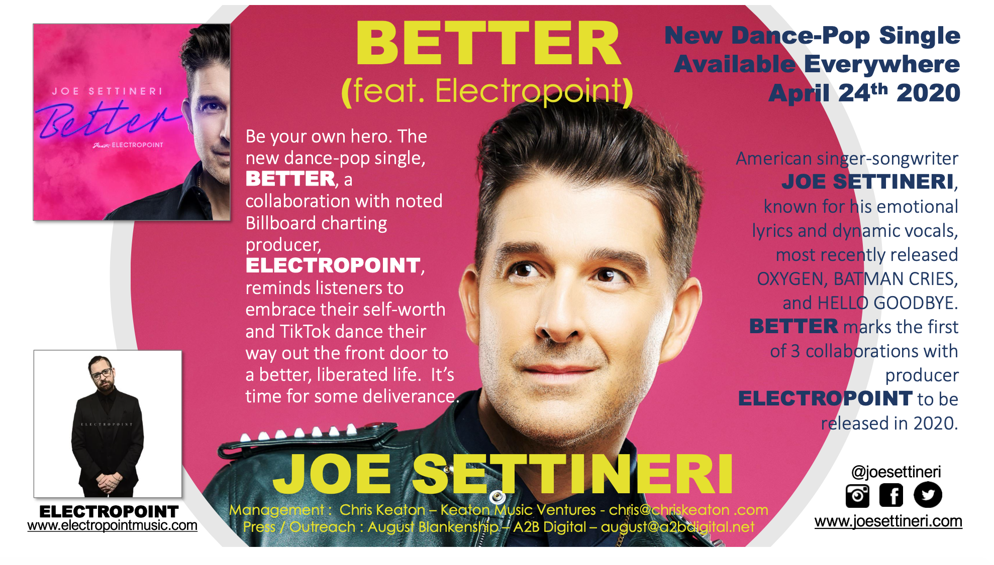 Better: Joe Settineri